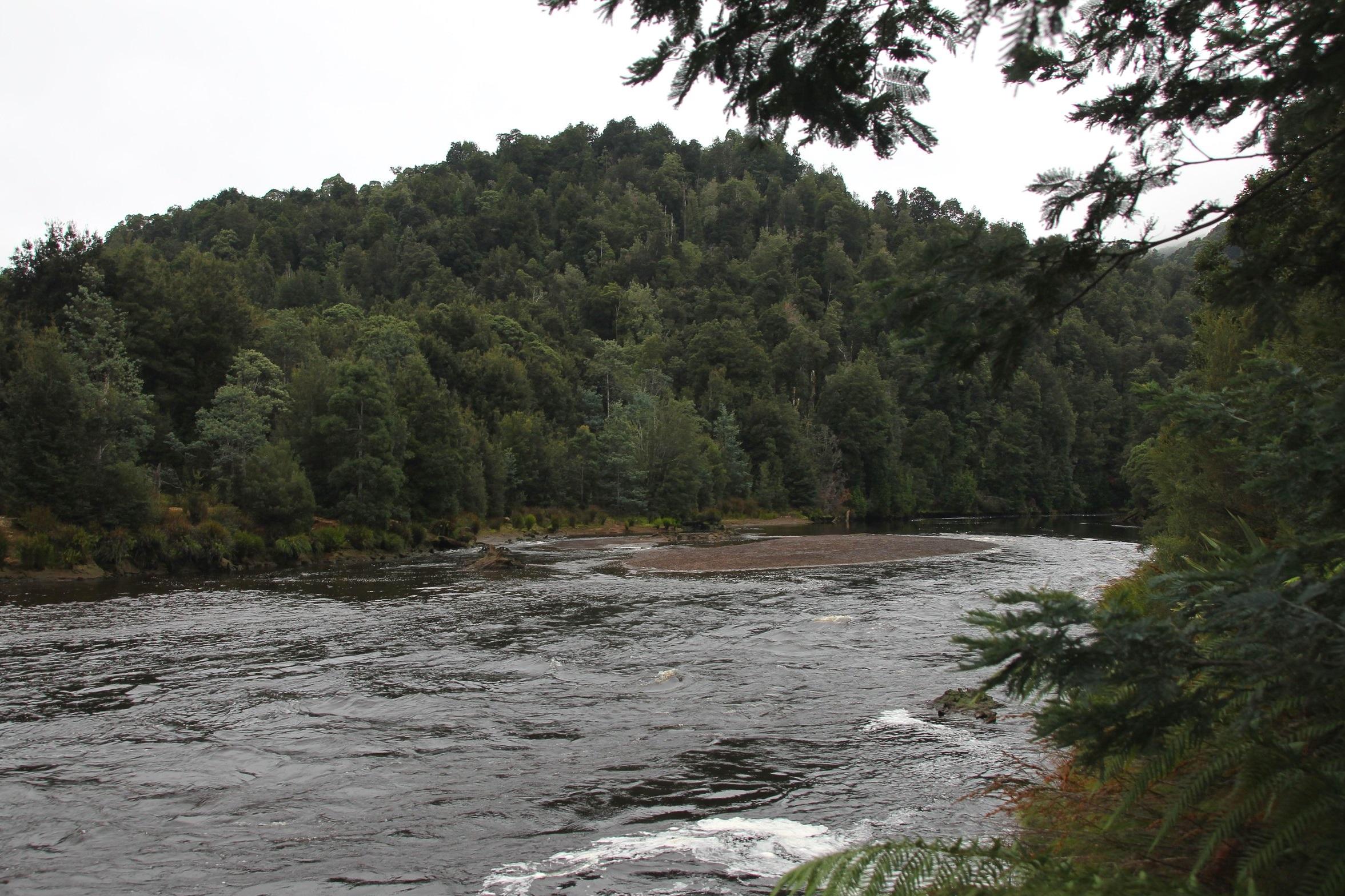 king river at teepookana