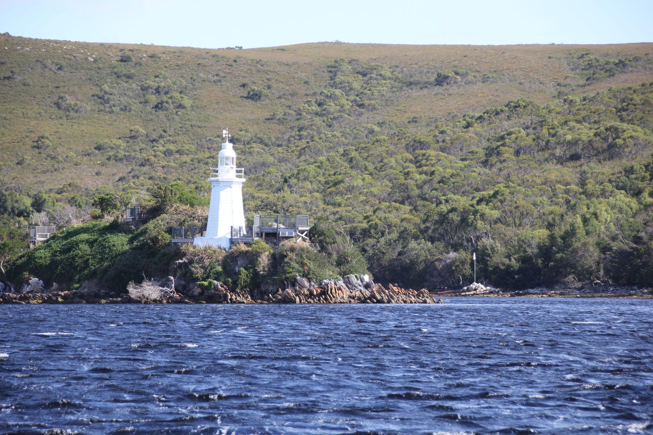 Bonnet Island Lighthouse