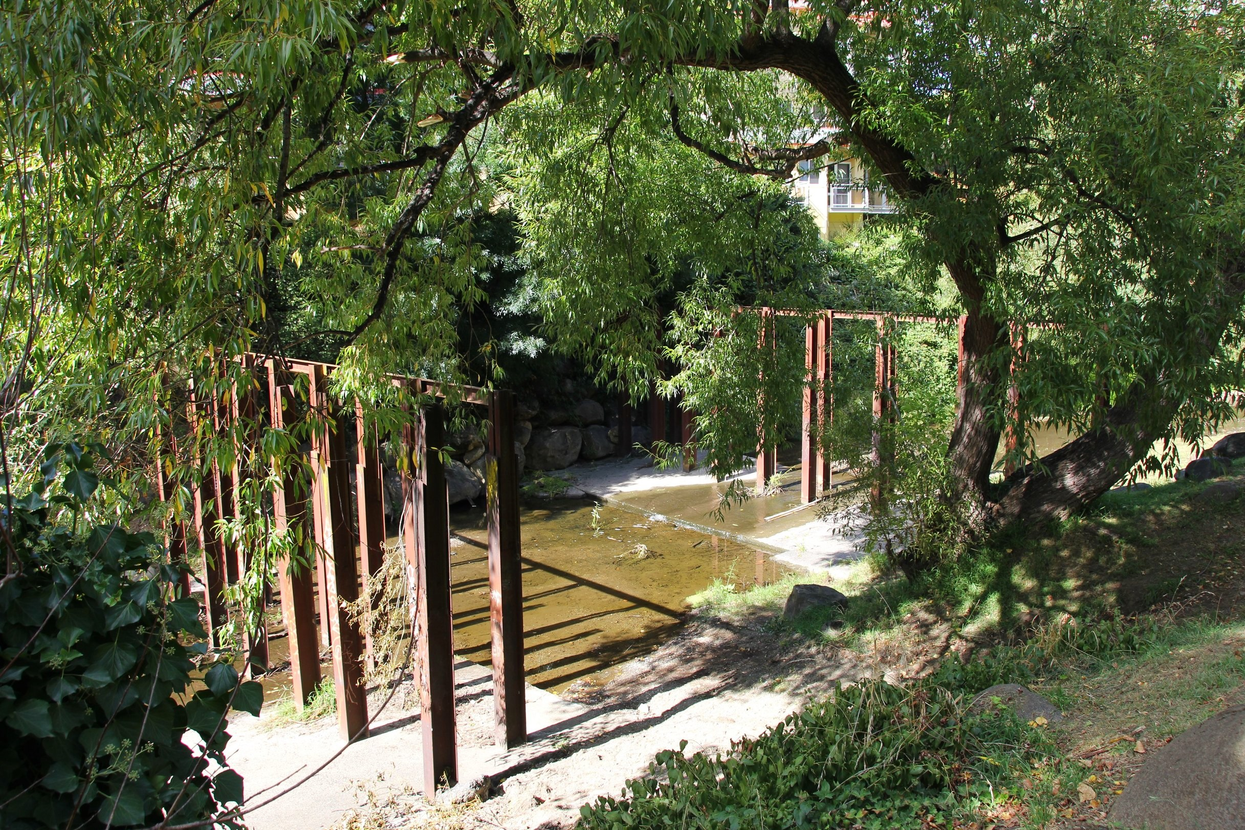 flood mitigation structures