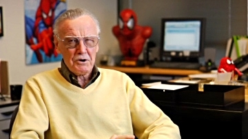Stan Lee Creator of Marvel Comics and Spiderman