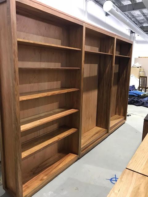 blackwood bookcase unit any size