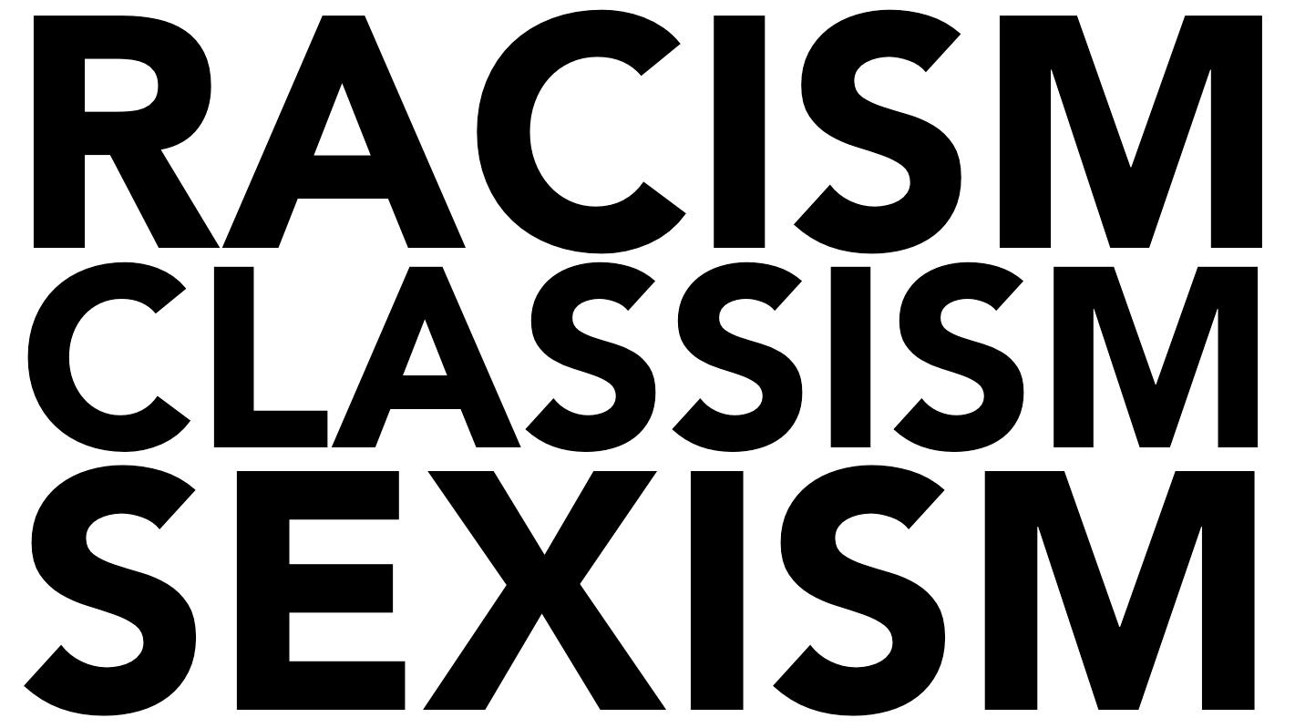 racism-classism-sexism