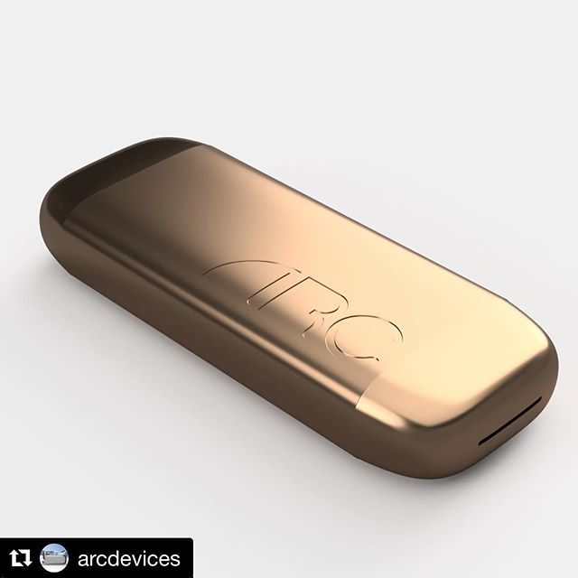 It's beautiful... 😢😍❤️ #Repost @arcdevices #cannabis #cannasseur #hardware #startup #GTWY03 ・・・ Our special Founder's Edition ARC with the first 1,000 ordered engraved with it's number in the series. Pre-order now for $50 off! #thisisnotavape #paxera #smokeflower #lighteninginabottle