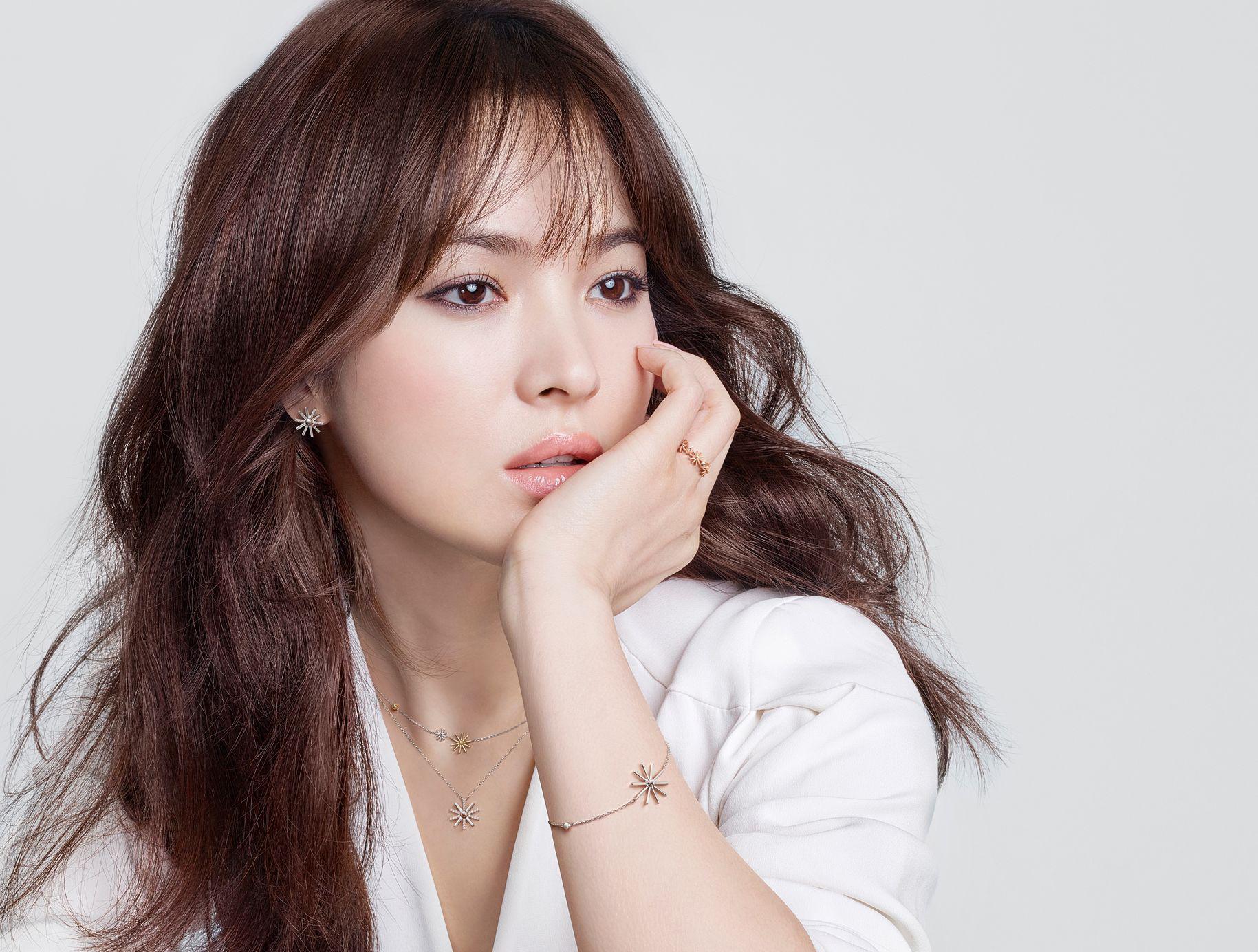 Song Hye Kyo via  Pinterest