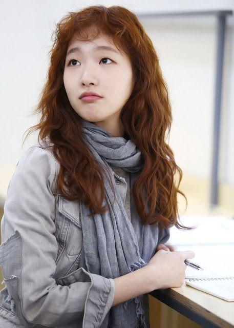 Kim Go Eun in Cheese in the Trap via  angeliquekorean