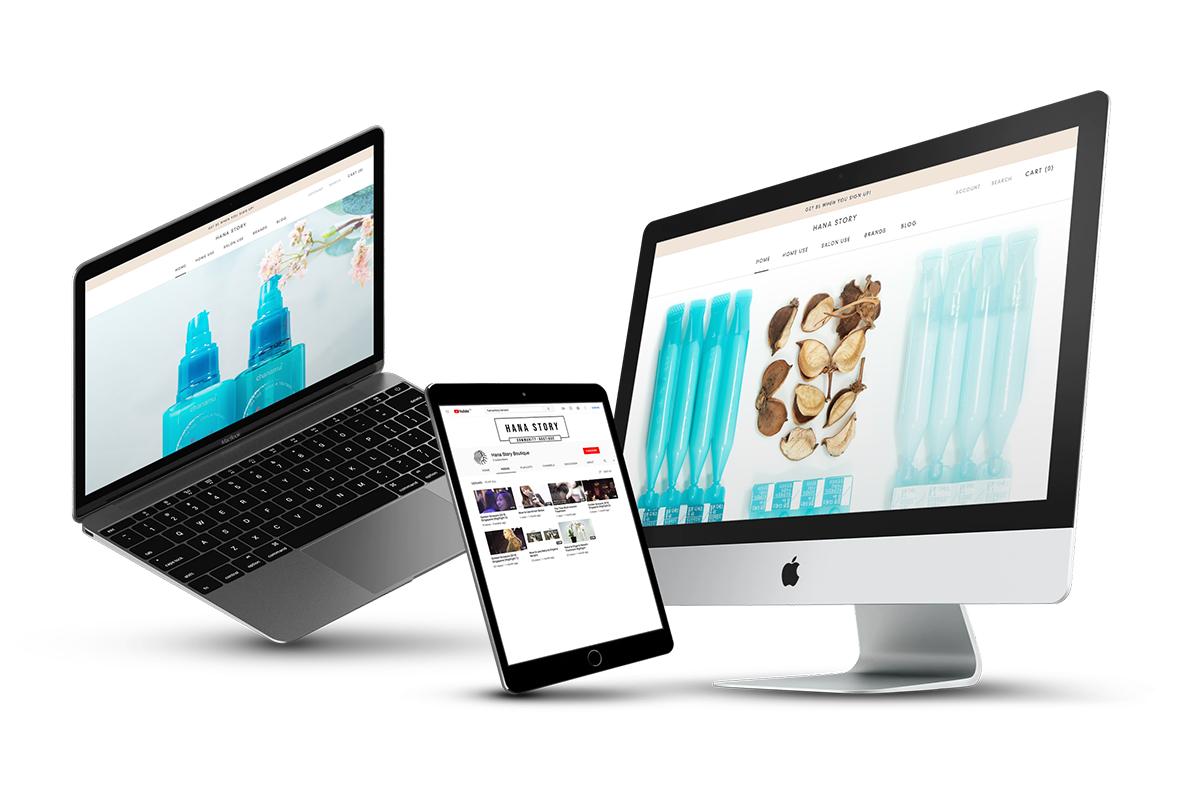hanastory online boutique