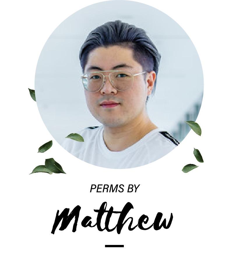 Perms by Matthew