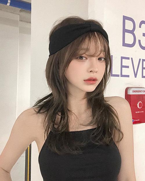 taeri_taeri, Korean social media influencer affiliated with Cily Cosmetics, a Korean beauty brand