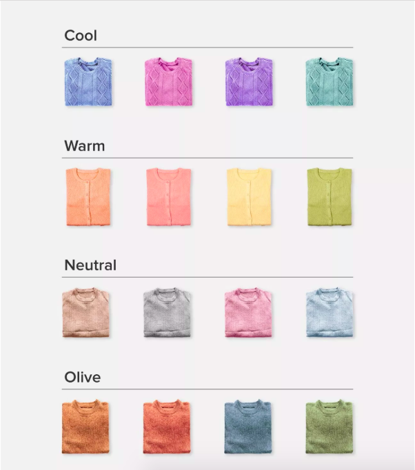 You can see which  set of colours that matches  your wardrobe most of the times and that's the colour that you should be right on the colour set! For myself, I think I suit Neutral colour set since all my shirts are very faded!