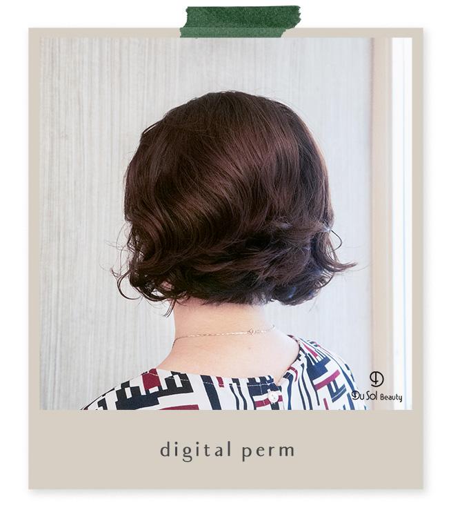 Digital Perm by Lizzy Kwon from DuSolBeautySG Novena Hair Salon