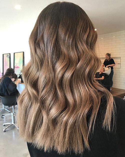 caramel balayage hairbystephanierotin
