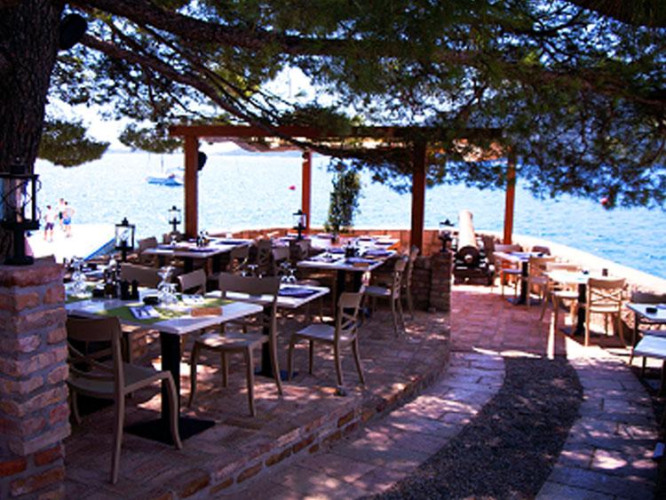 Mjesto za upoznavanje restorana