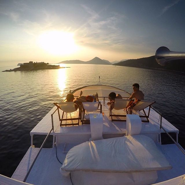 Some say Montenegro has the best sunsets and we can't disagree! The best way to experience a sunset is on a boat! For further information about bookings please contact us at info@mwtribs.com or visit our website at www.watertaxi.info ________________  #montenegro #mwtribs #wildbeauty #summer2019 #budva #tivat #kotor #charter #yachting #boatcharter #adventure #discovery #watertaxi #bokabay #tours #lovemontenegro #summerfun #explore #transfer #mwttour #speedboats #ribcharter #boat #boatrental