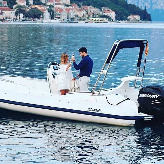 #tipsandtricks - Surprise your loved one any day - not just on special occasions! Romantic sunset panorama tour around the Bay is a perfect way to do it! For more information about bookings please contact us at info@mwtribs.com or visit our website at www.watertaxi.info __________________  #montenegro #mwtribs #wildbeauty #budva #tivat #kotor #charter #yachting #boatcharter #adventure #discovery #watertaxi #bokabay  #lovemontenegro #summerfun #transfer #mwttour #speedboats #ribcharter #boat #yachting #boatrental #boatlife
