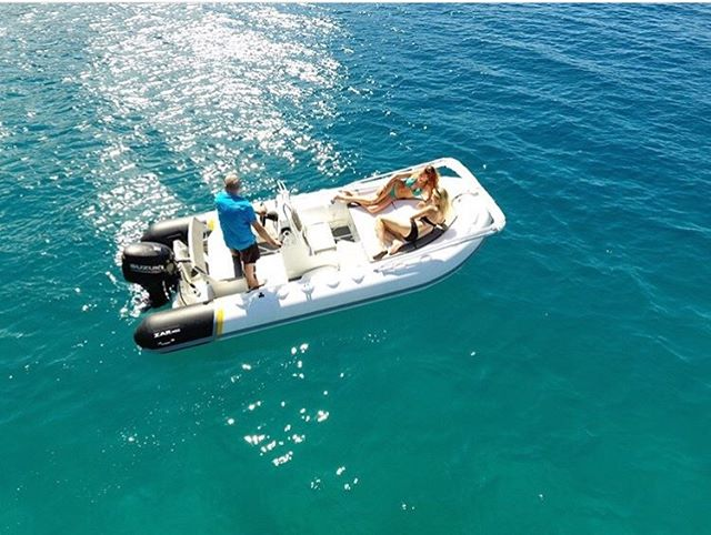 Be your own captain! -  rent a boat for a day or more and fully enjoy all the best Montenegro coastline can offer! Available for bareboat charter this weekend: ZARmini 16C . . . For any further info about bookings please contact MWT Office: info@mwtribs.com or visit our website: watertaxi.info . . . #montenegro #mwtribs #portomontenegro #wildbeauty #summer2018 #budva #tivat#kotor #charter #yachting #boatcharter#adventure #discovery #speedboat#watertaxi #bokabay #tours#lovemontenegro #summerfun #explore#tarariver #rafting #jetskicanyoning #jetski#transfer #mwttour #speedboats#ribcharter #boat #boatrental
