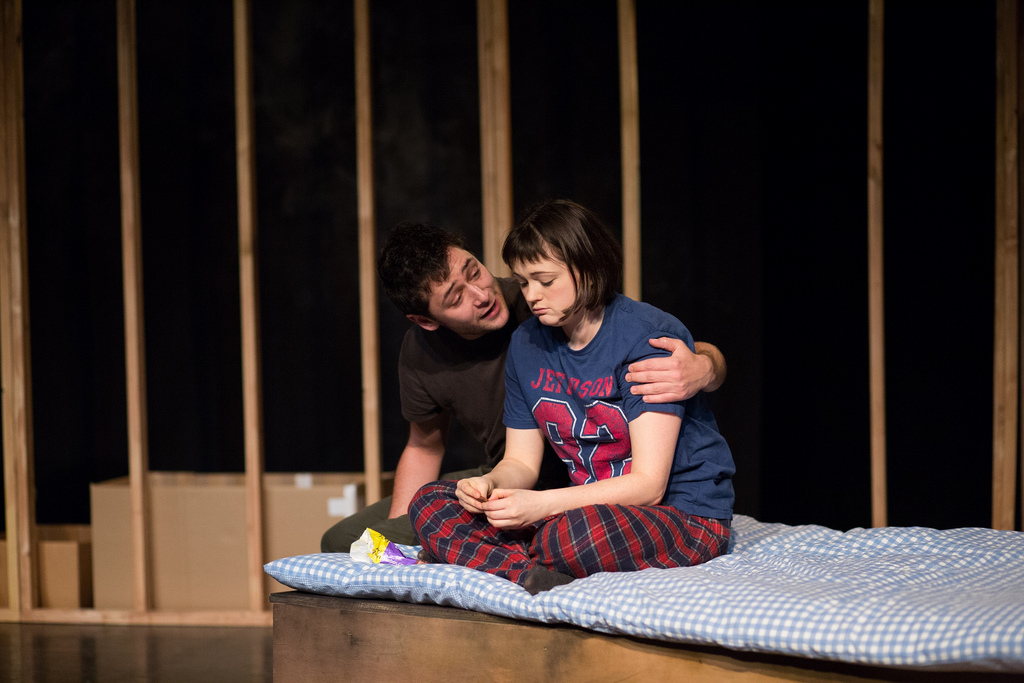 As Marnie in  In Doggerland  for Box of Tricks © Devin Ainslie