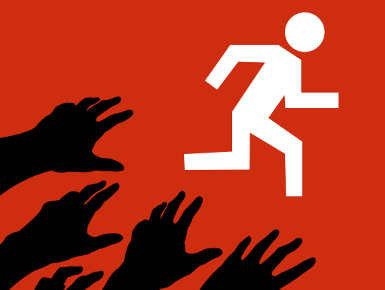 Series regular and original cast member of  Zombies, Run!  the world's most popular fitness game