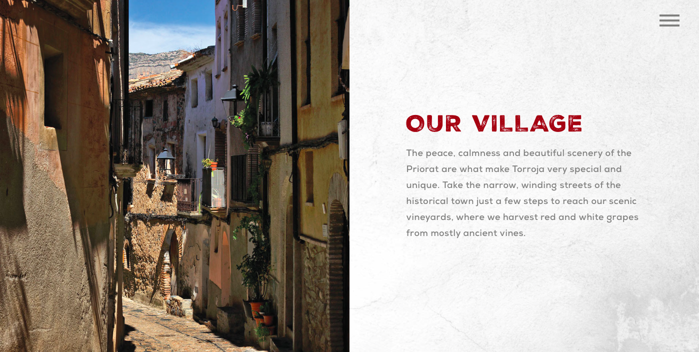 Cal Compte Our Village