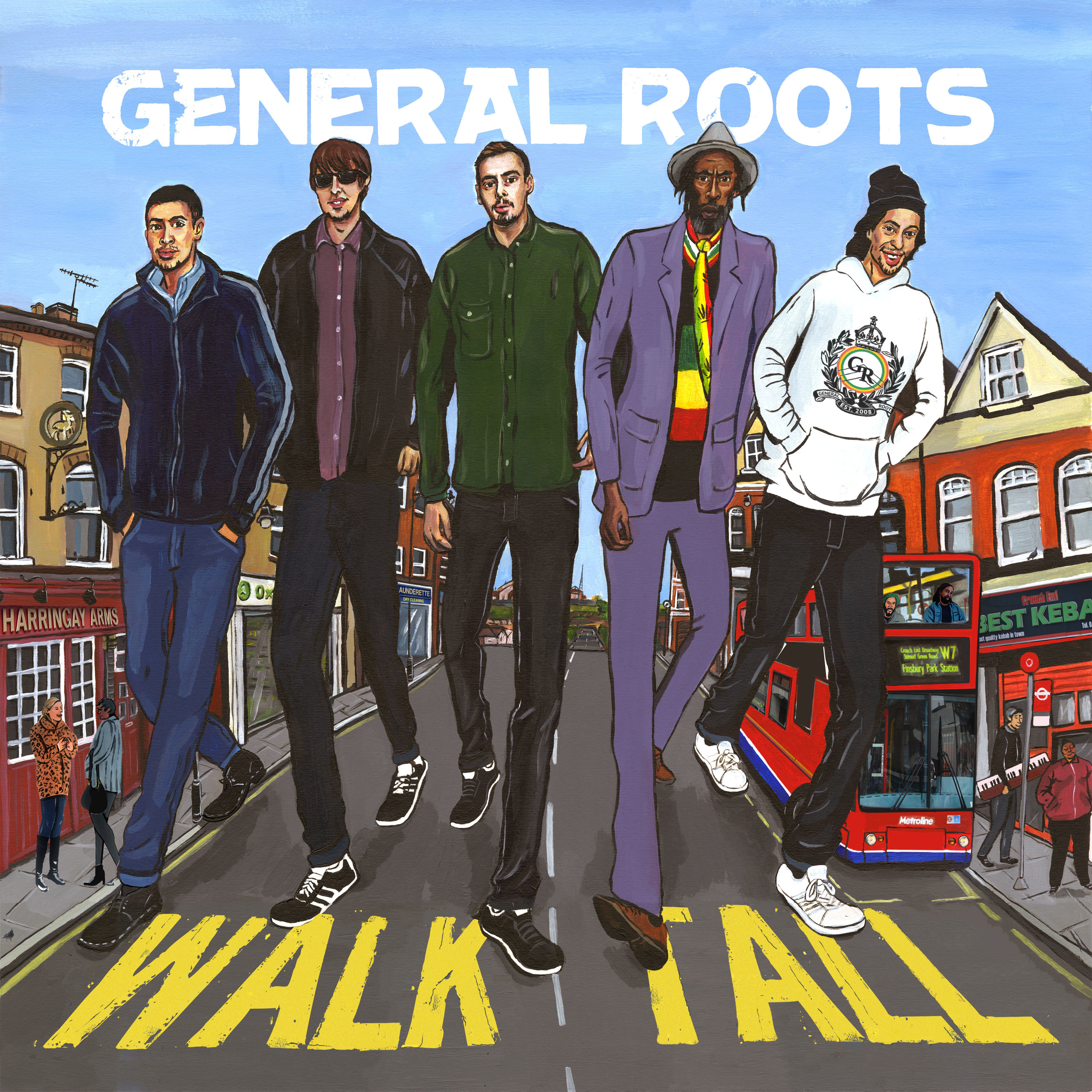 NEWS — General Roots