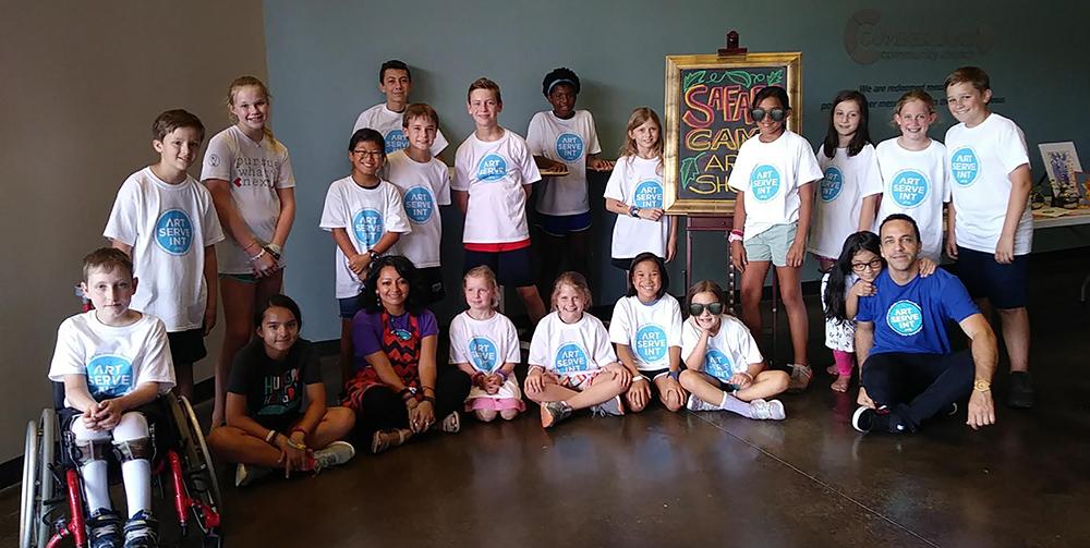 Safari Camp Crew