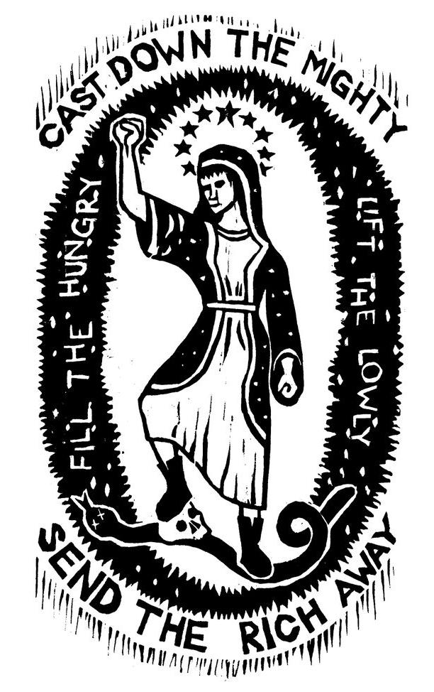 Magnificat by Ben Wildflower
