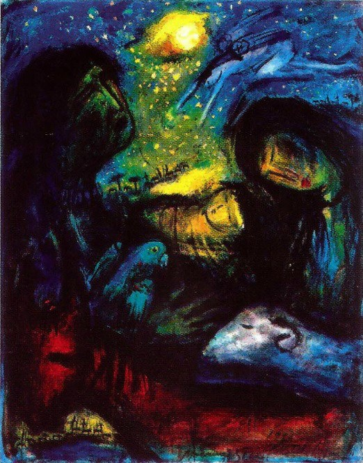 """Hiroshi Tabata , """"The Nativity,"""" 1998"""