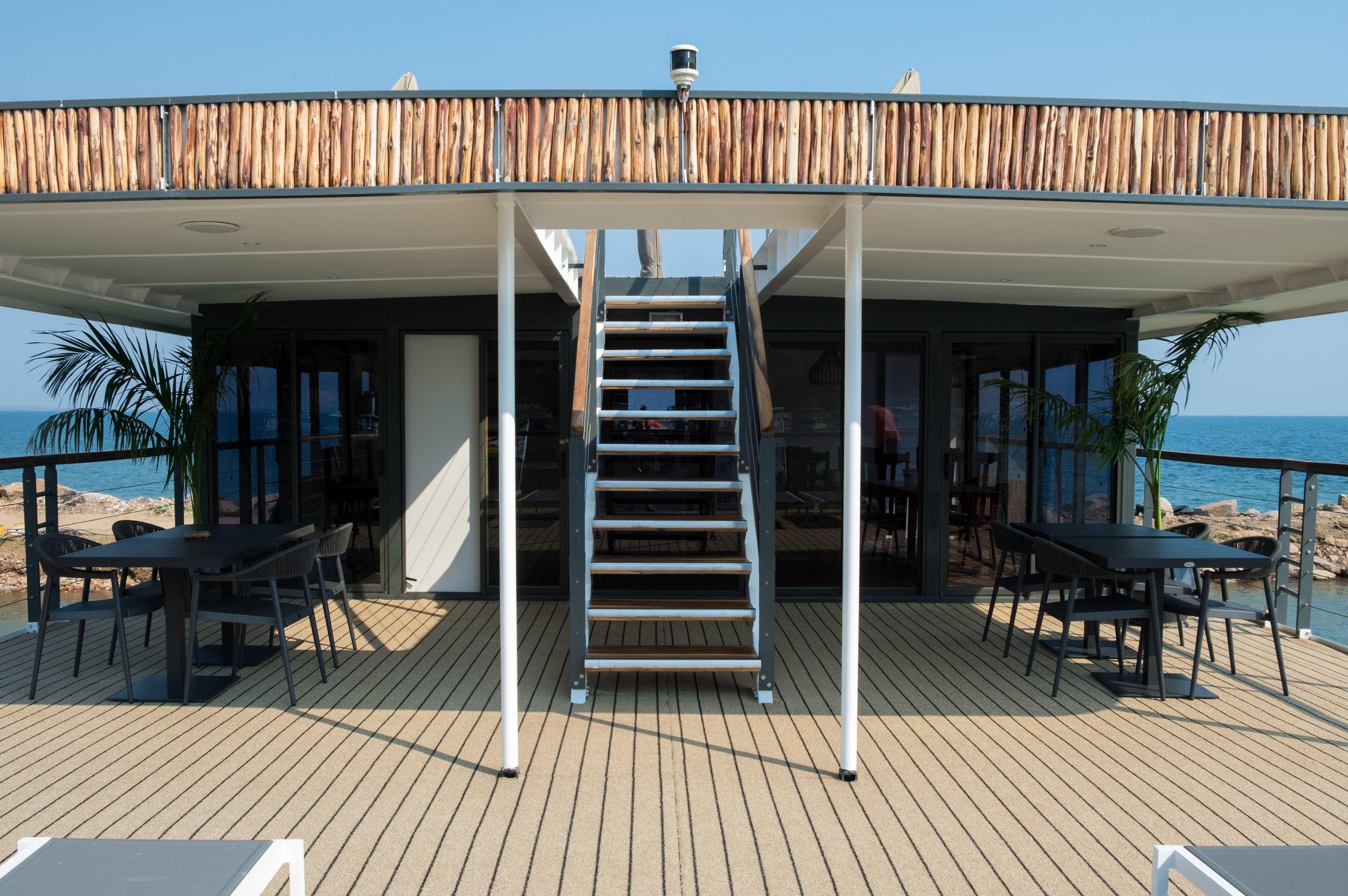 Sun deck -