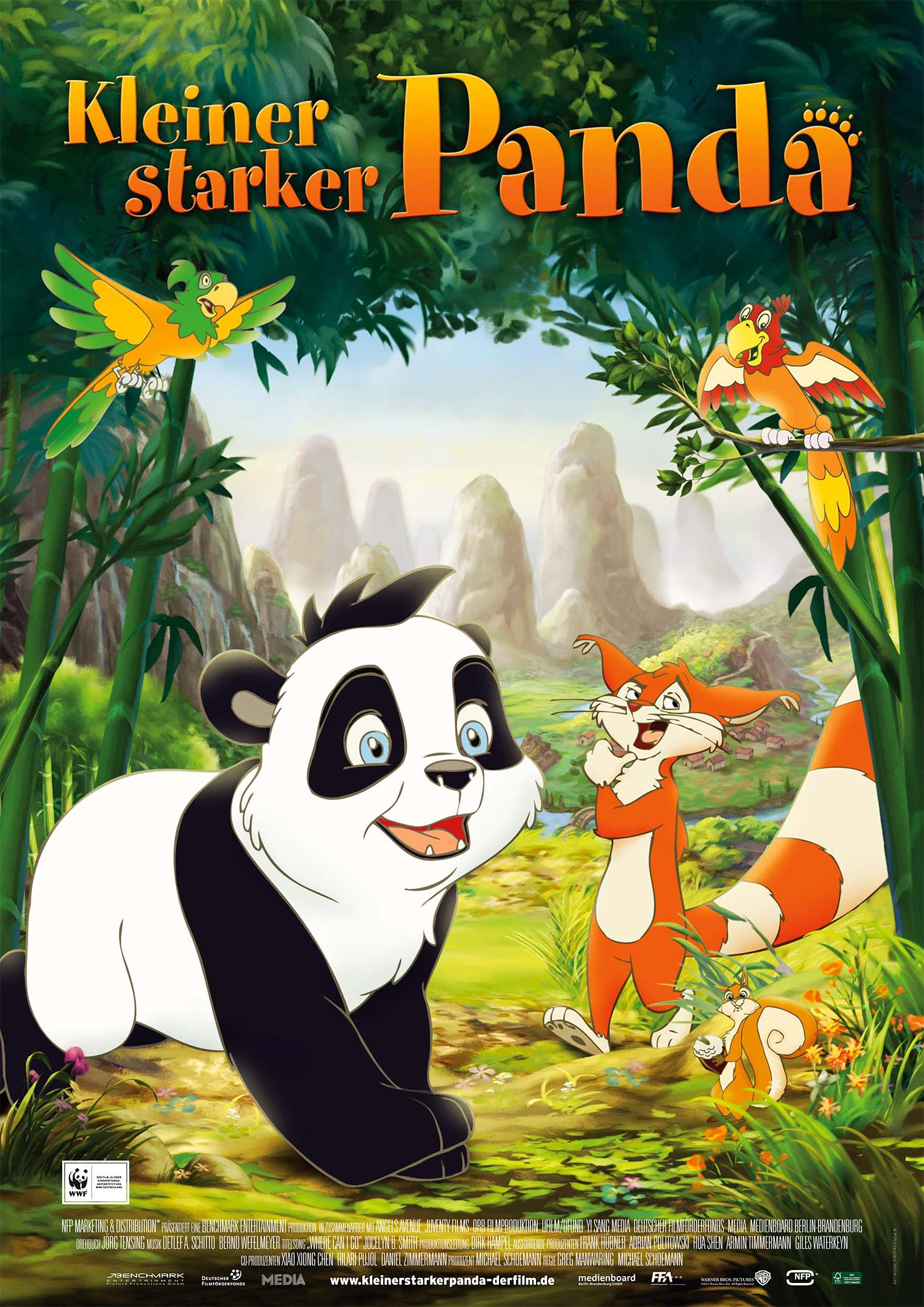 "NFP*<a href=""/kleiner-starker-panda"">→</a><strong>Kreation</strong>"