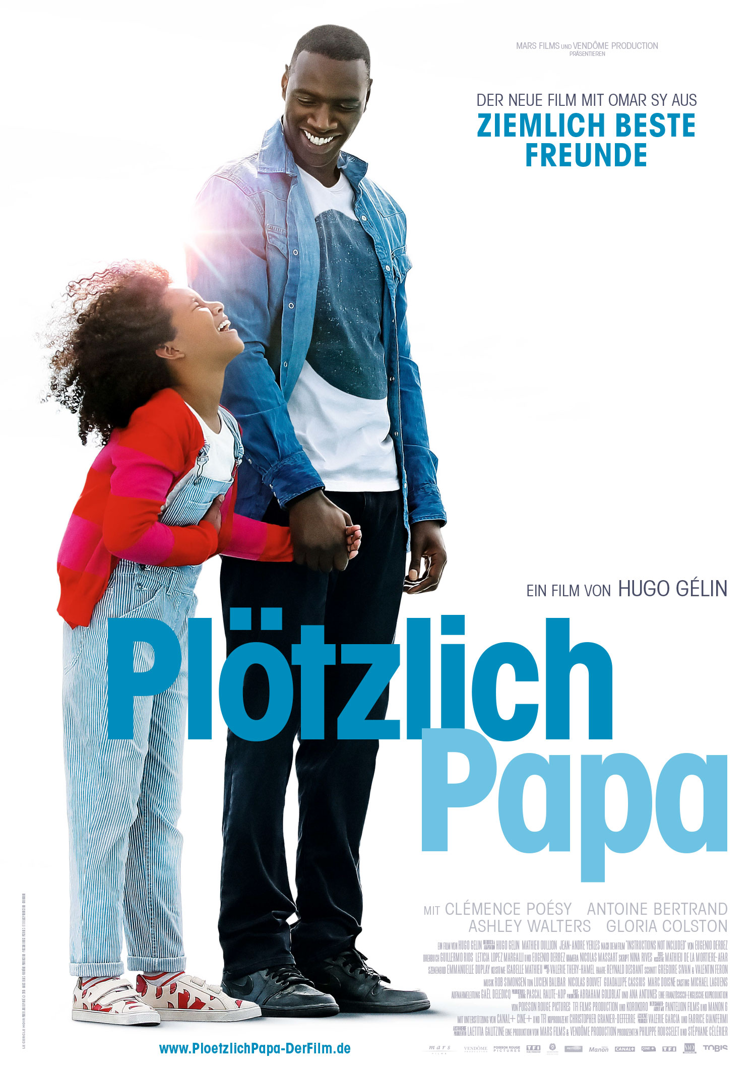 "Tobis<a href=""/plotzlich-papa"">→</a><strong>Adaption</strong>"