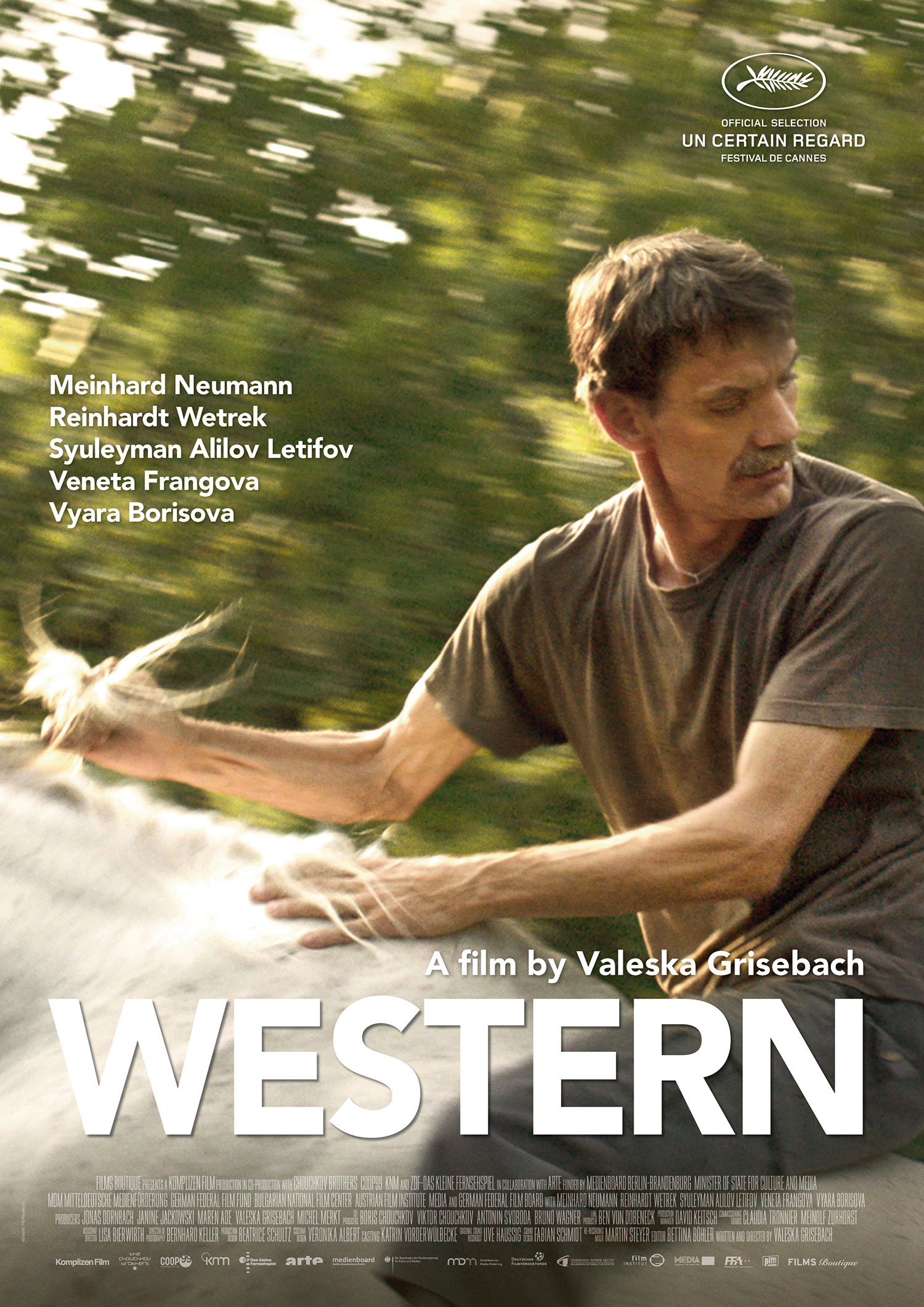 "Komplizen Film<a href=""/western"">→</a><strong>Kreation</strong>"