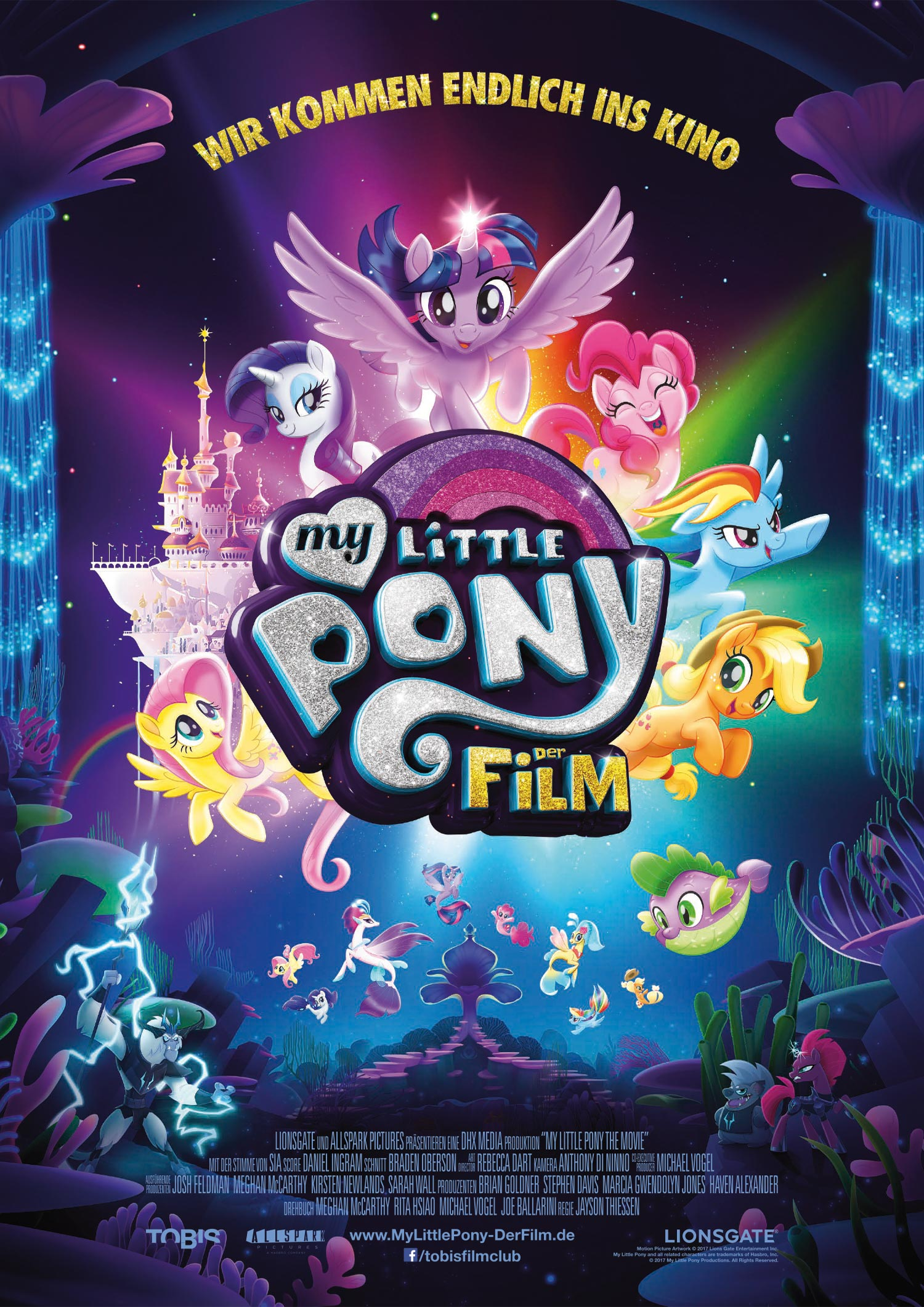 "NFP*<a href=""/my-little-pony-der-film"">→</a><strong>Adaption</strong>"