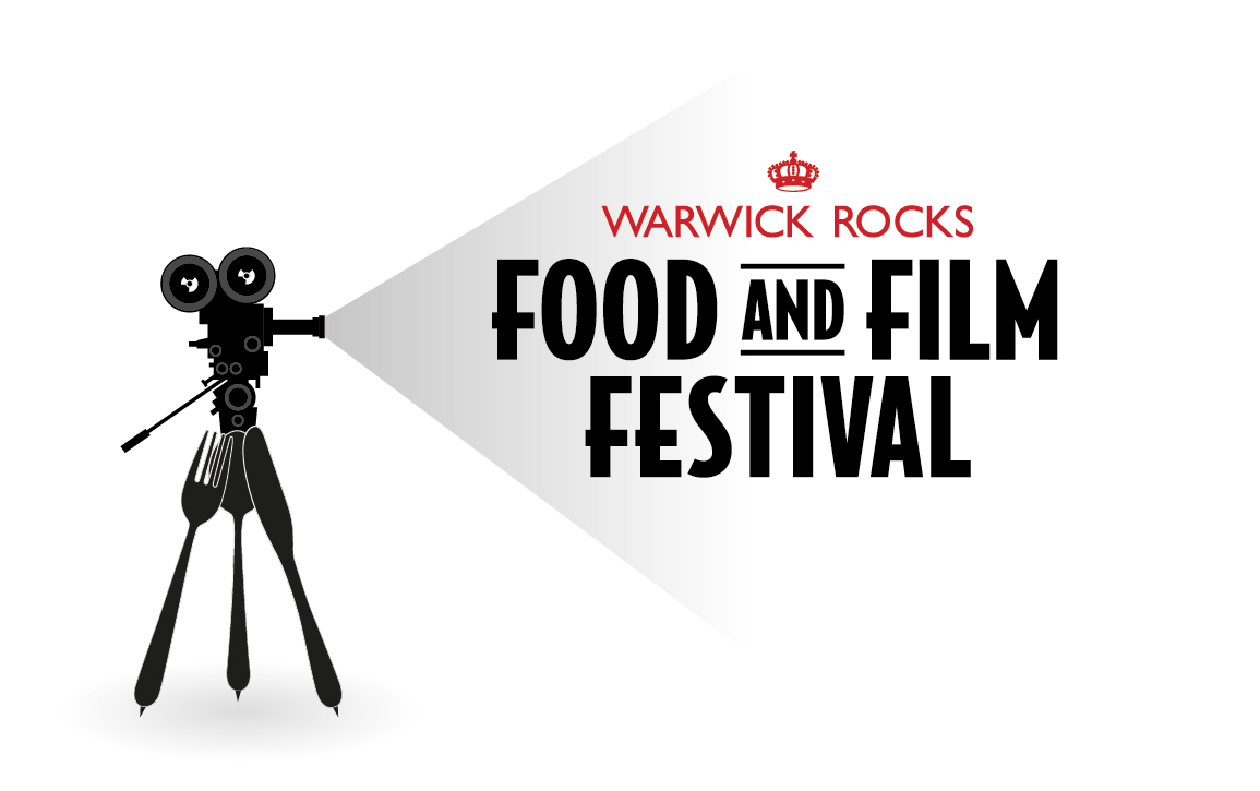 The festival's brand identity, designed by The Usual Studio.