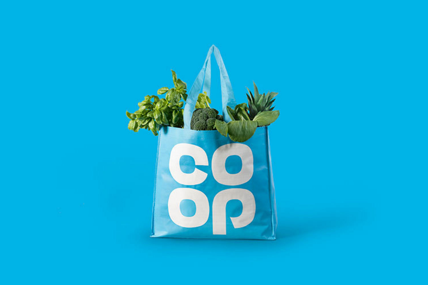 New-look for the Co-op designed by North