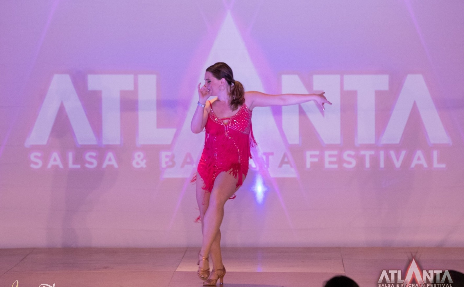 """""""Sofrito"""" Cha Cha Solo   Created at the end of 2017 and performed in 2018, """"Sofrito"""" is an elegant and sexy contemporary cha cha solo that I danced many times and had a blast. With cha cha being one of my favorite dances, I loved performing this multiple times at multiple places, including Atlanta Salsa Bachata Festival 2018, Atlanta Salsa Congress 2017, Sanctuary ATL, Mambo Mayhem Social, and Dancer's Paradise Social."""