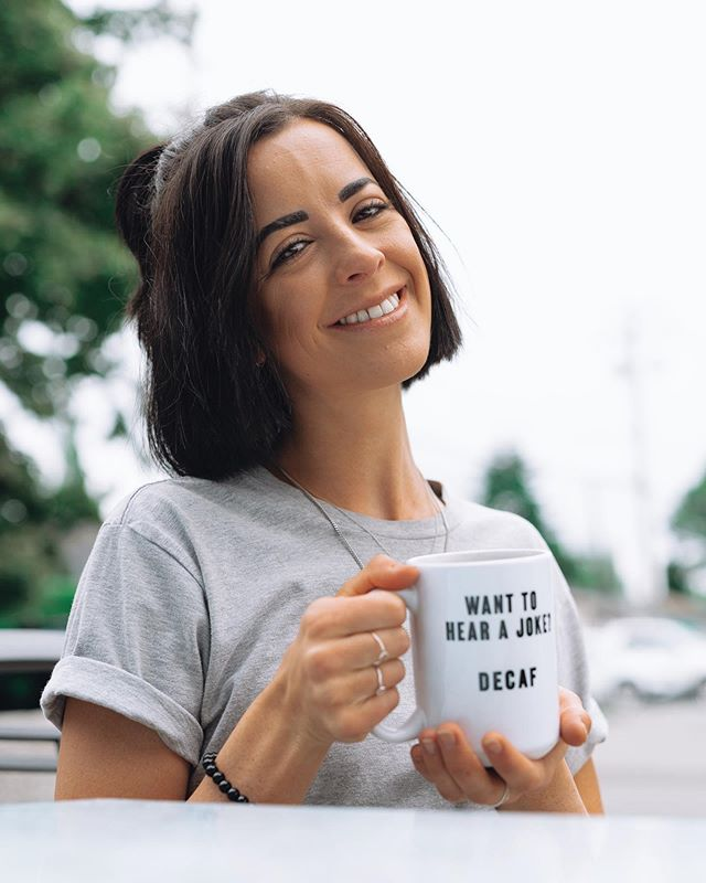 """Say hello to Paulina on this week's edition of #MeetTheBeanTeam ! — ☕ Why did you decide to work @ the Bean? """"I didn't choose the Bean life, the Bean life chose me! But I continue to work here because I love my coworkers, my customers, making coffee & being sassy 💁🏻♀️"""" — ☕ What do you do for fun that some people might not know about you? """"I am a certified yoga teacher!"""" 🕉 — ☕ What puts a smile on your face? """"DOGS 🐶 and/or Dancing in the sunshine at a festival with friends"""" ✨ — ☕ If you could only order one drink off the menu for the rest of your life, what would you choose? """"A tiny Oat Milk Latté."""" — ☕ Where's your favorite place in the world? """"Byron Bay, Australia."""" — ☕ What's your #1 pet peeve? """"People who watch videos or play music in public spaces with no headphones."""" 😑"""