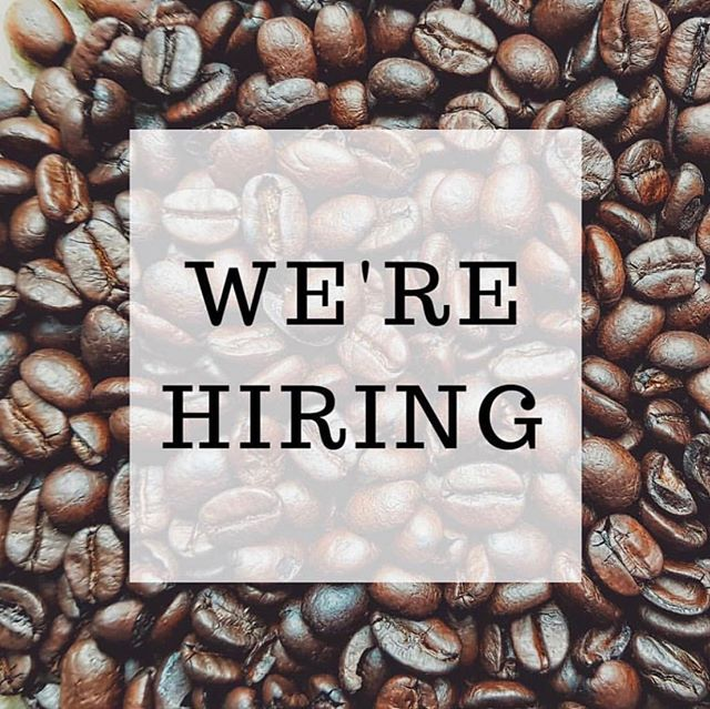 ATTN: COFFEE LOVERS!⁣ ☕️ ⁣ We are hiring full & part time positions! ⁣(minimum 3 shifts/week) ⁣ We are looking for friendly individuals who have a good work ethic and can bring a positive attitude to each day. A fun & outgoing personality is required - this is the Laughing Bean after all! Experience in a café environment is preferred, but not necessary.  In return we offer a fun and enjoyable work environment, fair wages, tips, staff discounts and, of course, all the coffee your heart desires!⁣ ⁣ If this sounds like an opportunity you're interested in, please deliver your resume in person to The Laughing Bean (2695 East Hastings Street).