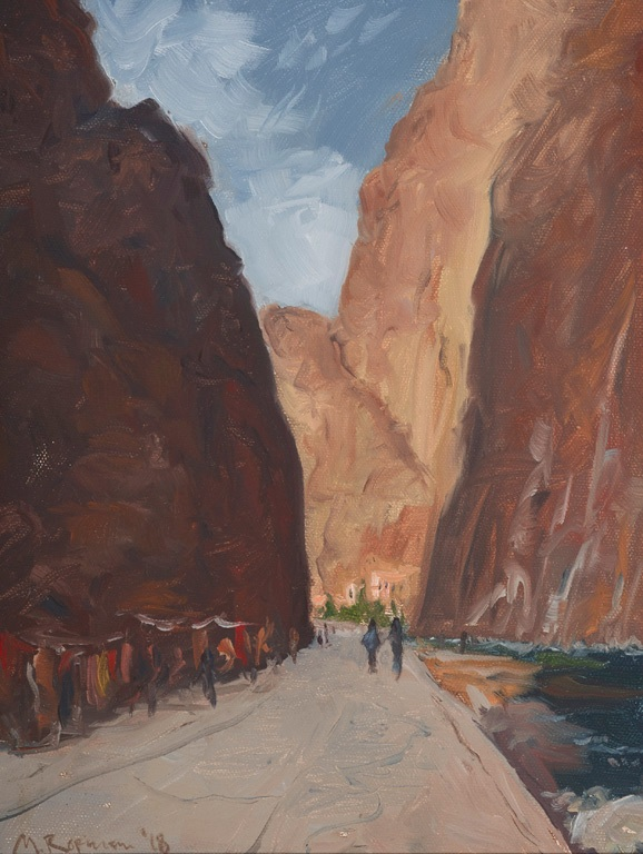 Paintings from Travels