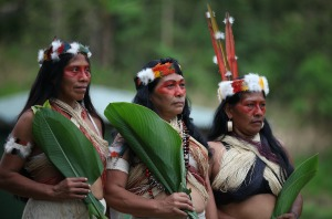 Indigenous Women of the Amazon