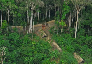 Uncontacted Tribe in Brazil (2009)