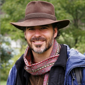 David Tucker  has bridged the global north and south since his peace corps service in the mid 90's and has continued to do so through the Pachamama Alliance for nearly two decades. He has been a committed student of earth-based wisdom for his entire adult life, studying the sacred life-ways and indigenous healing traditions of the Amazon and Andes.