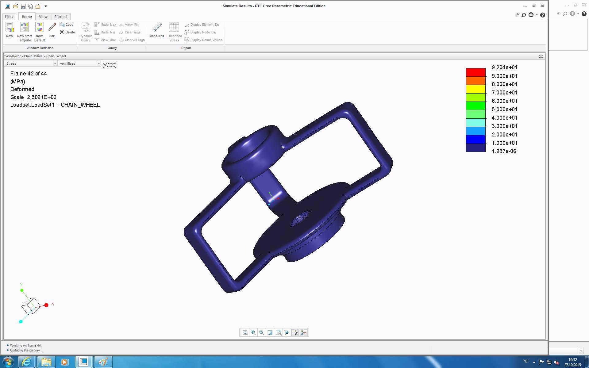 Diverse bilder fra 3D-modellering