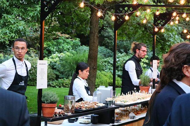 Le Food Corner peut assurer l'offre traiteur de vos évènements de A à Z ! 🍷
