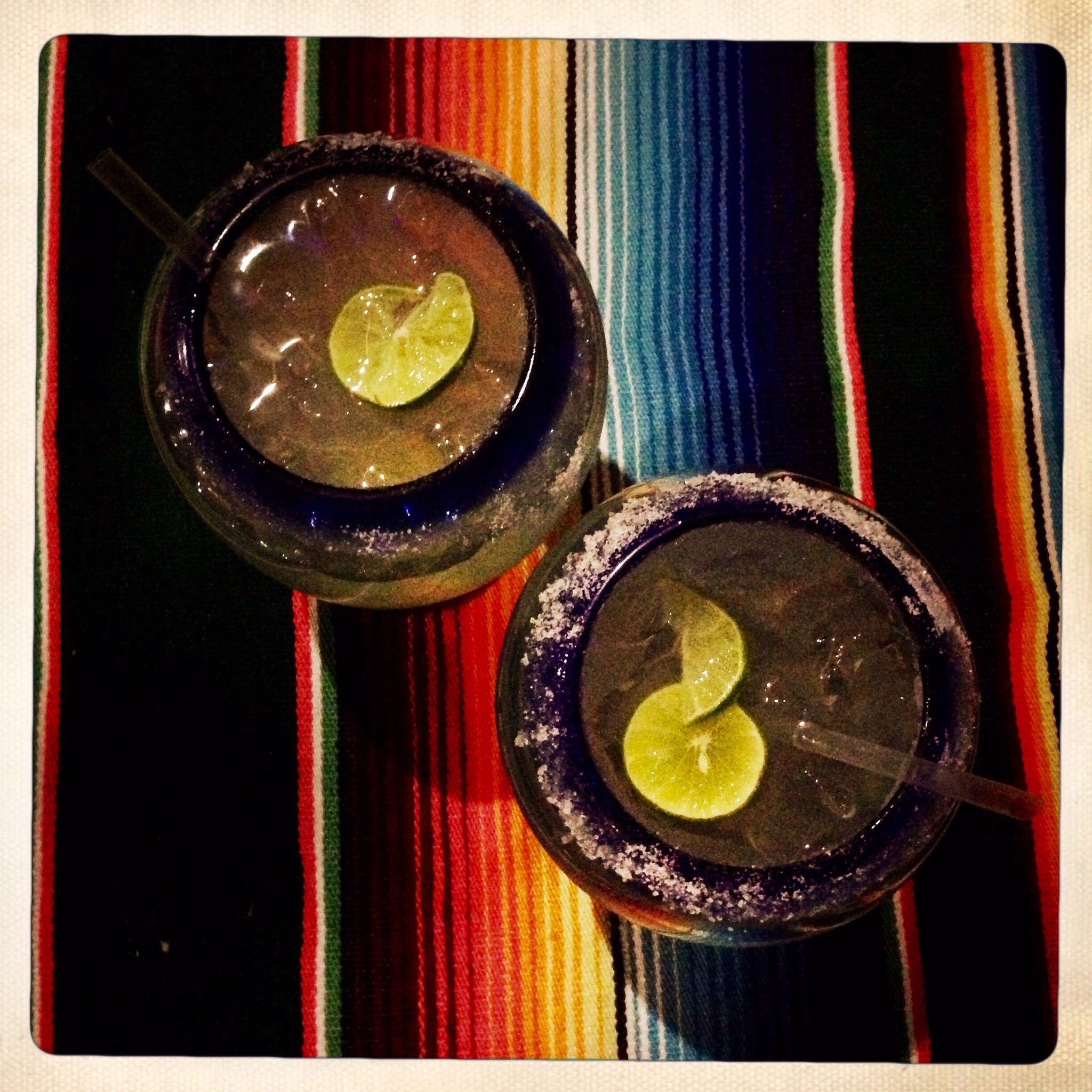 A Caballera margarita is the finest. Photo by Liz Dasilva