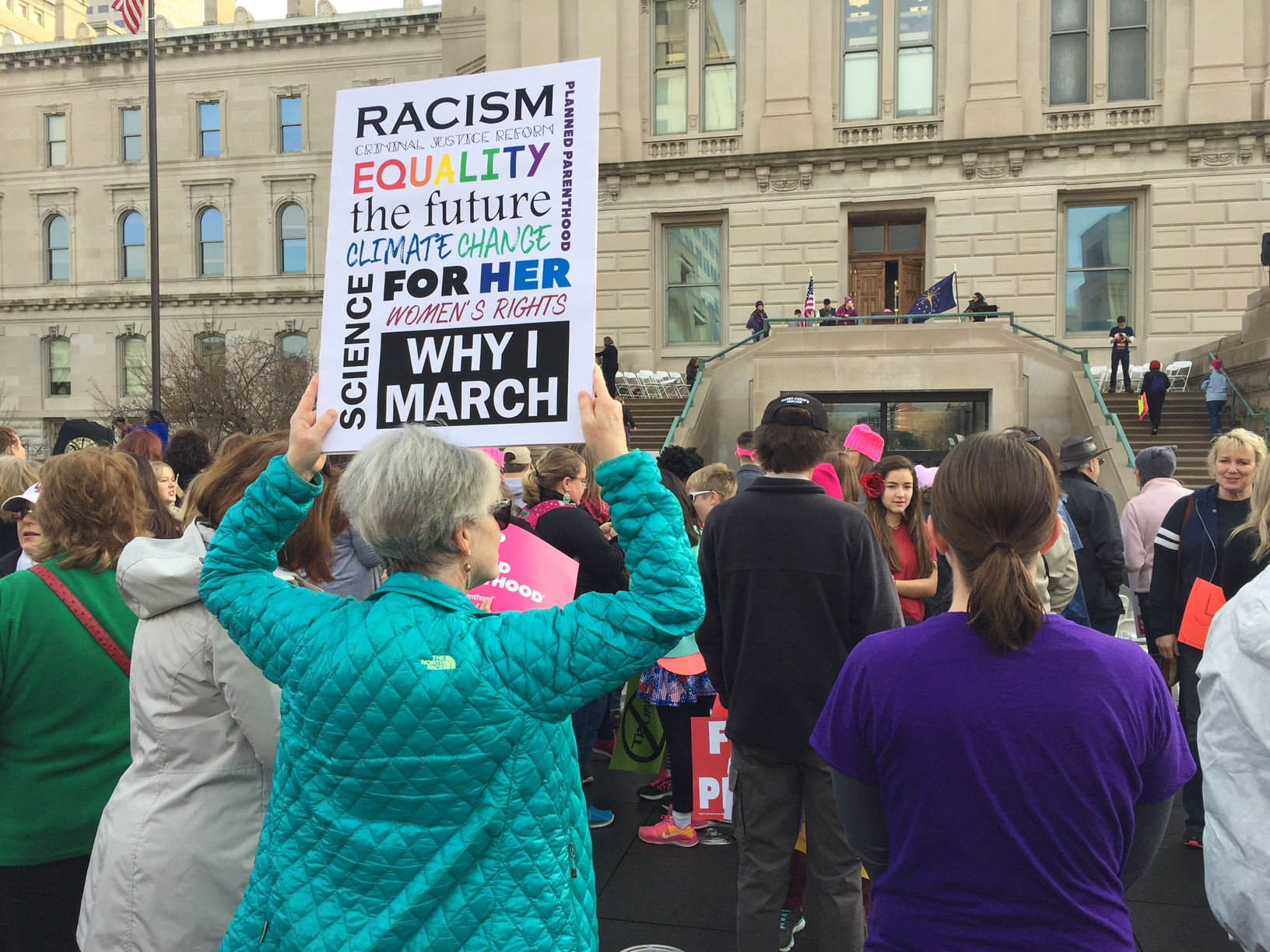 Indianapolis Women's March