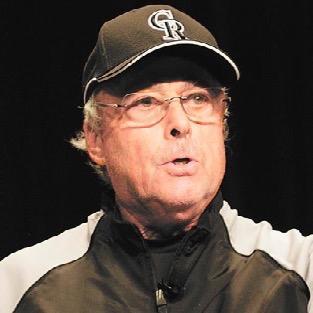 Jerry Weinstein - MLB Rockies
