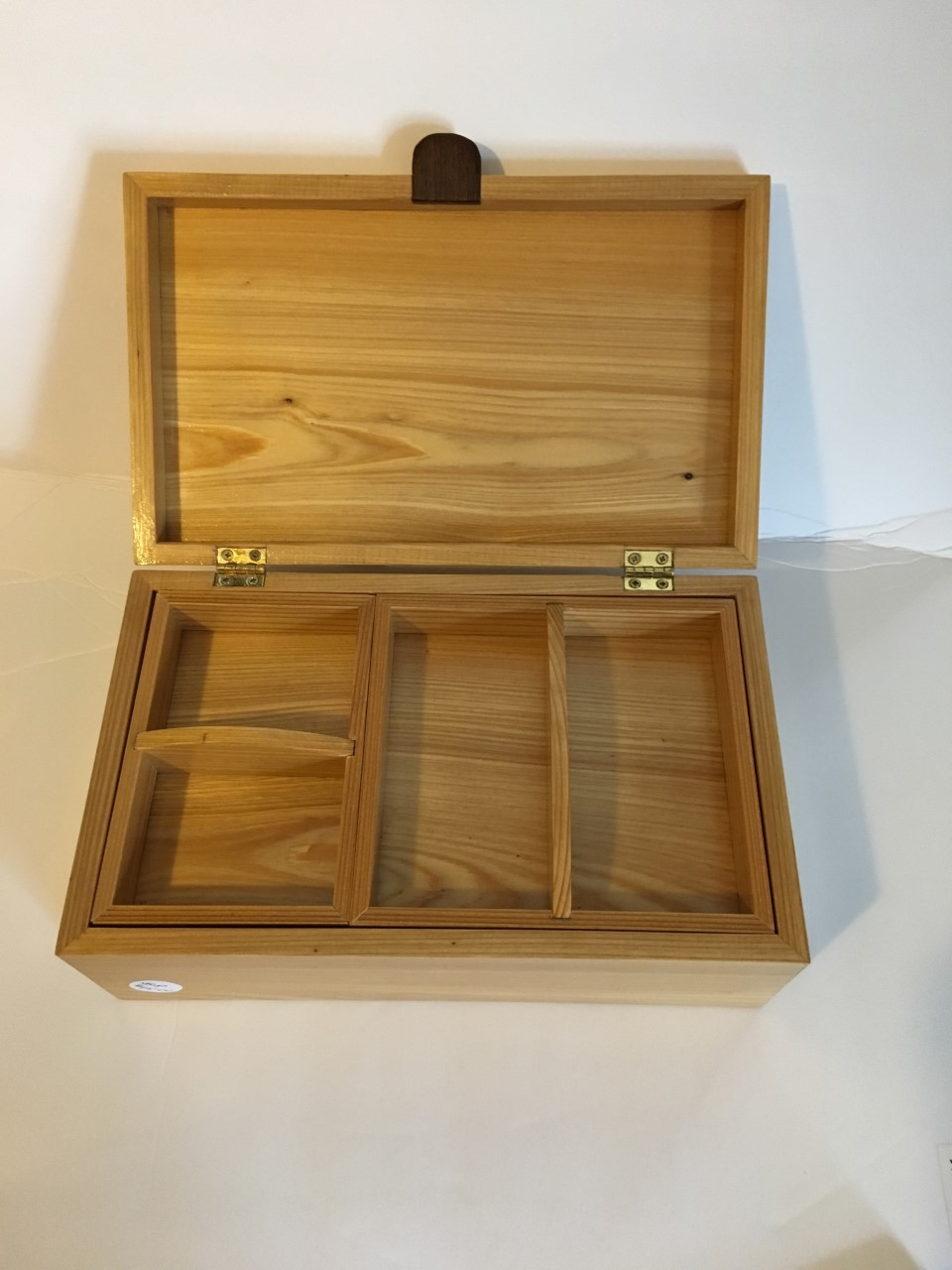 Handcrafted Wooden Keepsake Box