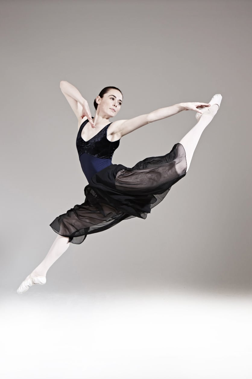 Another image fro this weeks Ballet shoot