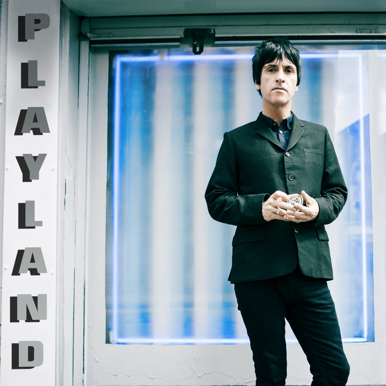 My recent cover shoot with Johnny Marr, for his new album Playland.   Which is out today.