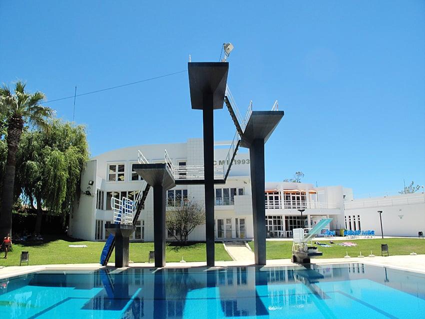 Faro swimming pool