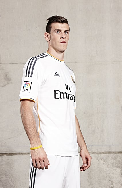 My photo of Gareth Bale acquired by the National Portrait Gallery